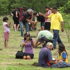 zela Bunya planting day