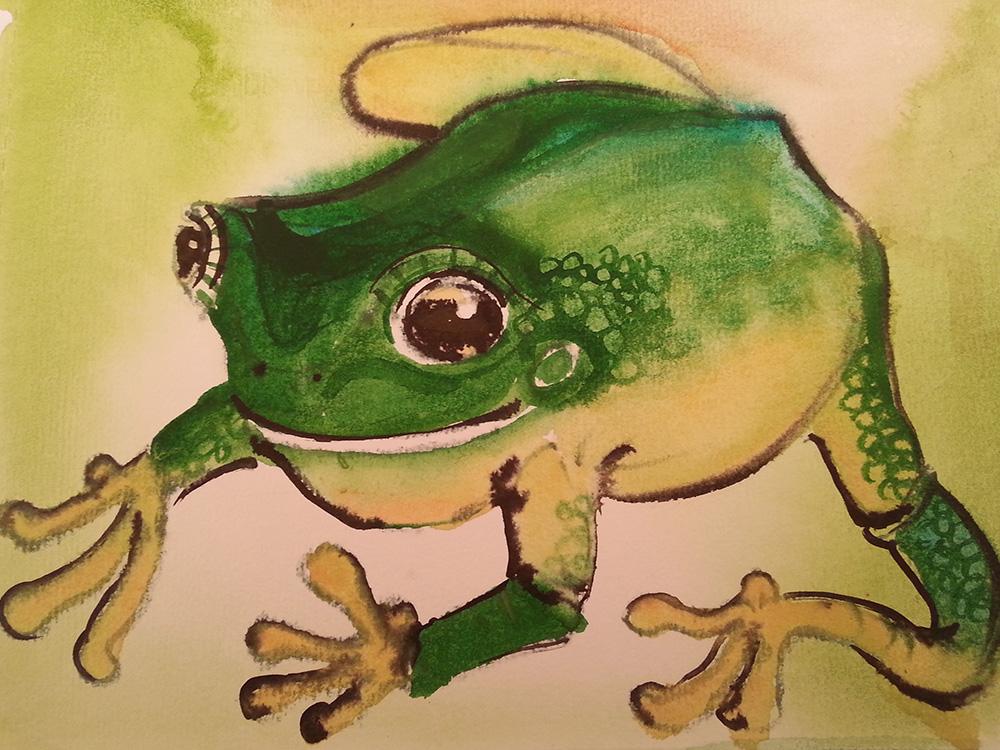 zela-bissett-green-tree-frog-02