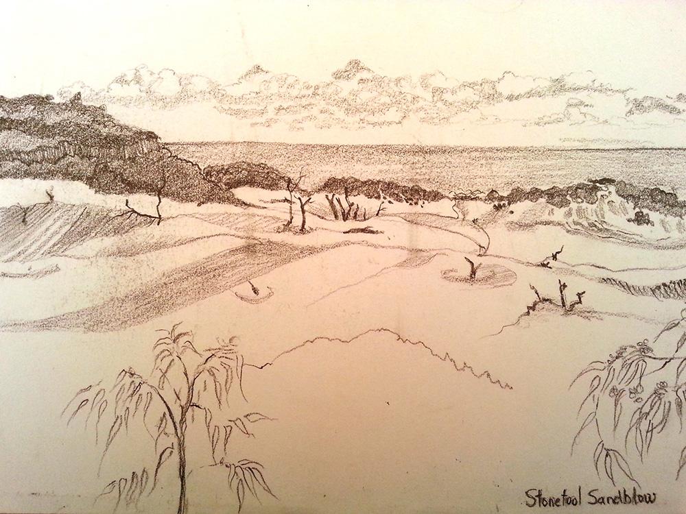 zela-bissett-stonetool-sandblow